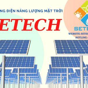 Hệ thống điện mặt trời SolarViet