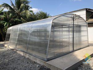 Thiết bị sấy năng lượng mặt trời quy mô lớn