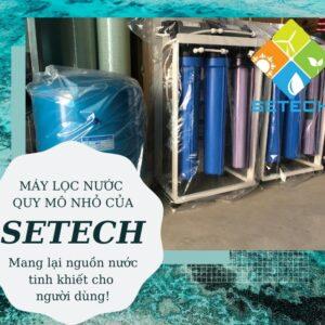 Máy lọc nước mặn RO gia đình của VietAqua