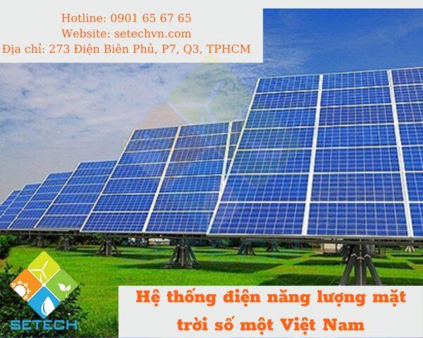SETECH là lựa chọn hàng đầu khi mua hệ thống điện mặt trời