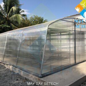 Máy sấy năng lượng mặt trời quy mô lớn
